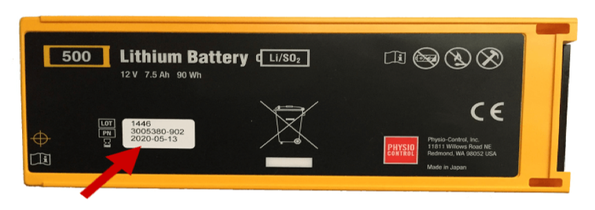 AED Battery Replacement