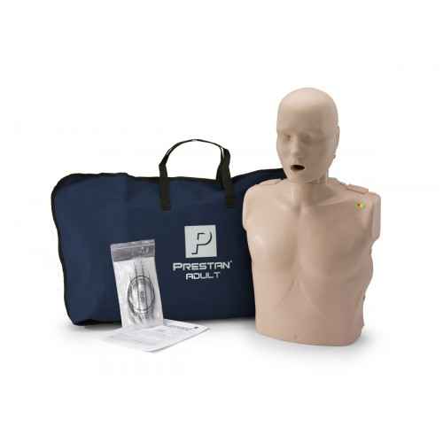Prestan Professional Adult CPR-AED Training Manikin with CPR Monitor