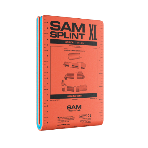 Sam Splints Civilian 36 Inch Flatfold