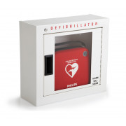 Philips AED Cabinet - Basic Surface Mount, with Audible Alarm, English