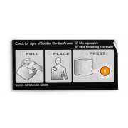 Philips OnSite AED Quick Reference Card