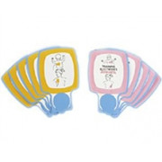Physio-Control Pediatric TRAINING Electrode Pads -5 Pack Pad Portion