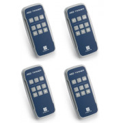 Prestan Professional AED Trainer PLUS Remote 4-Pack