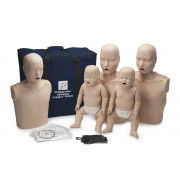 Prestan Professional  Training Manikin  Family Pack with CPR Monitor