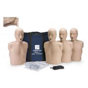 Prestan Professional Adult  Training Manikin With Jaw Thrust Head  4-Pack