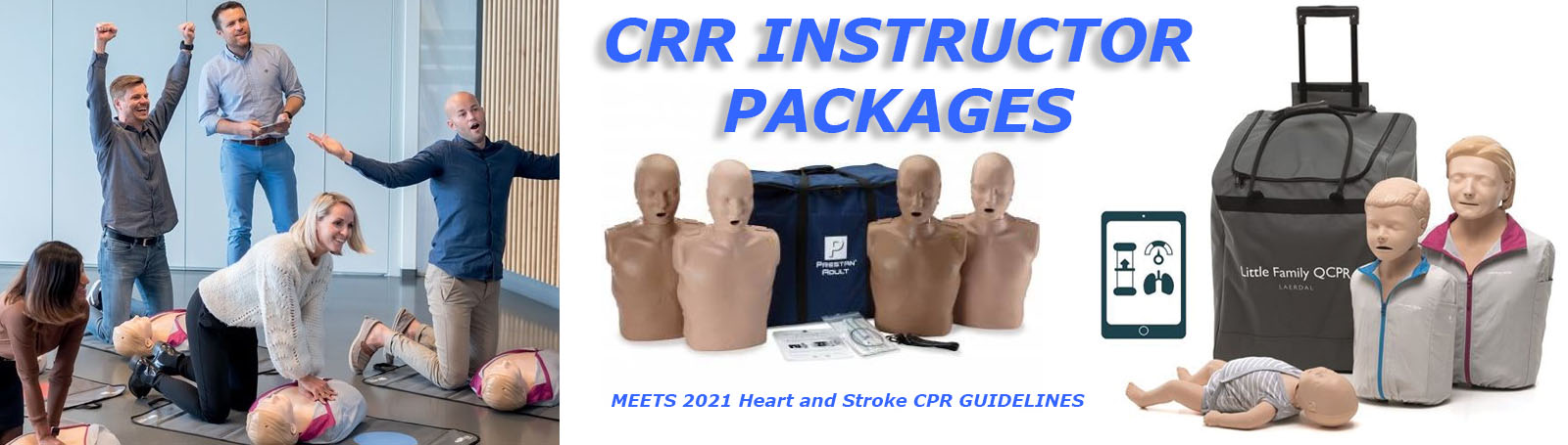 INSTRUCTOR PACKAGES