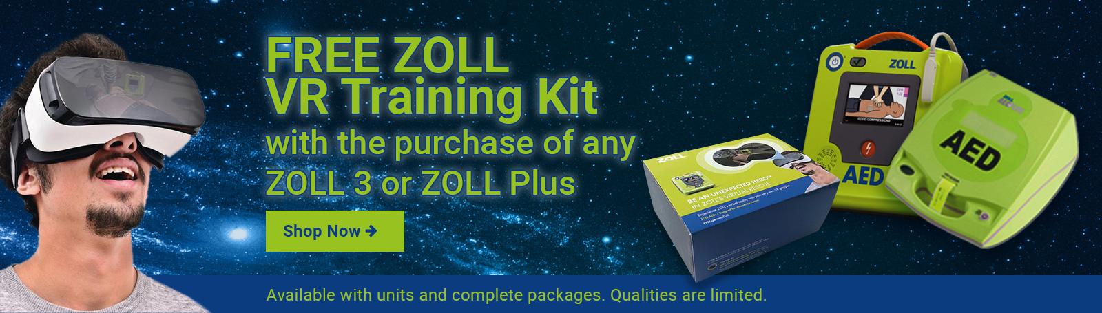 ZOLL VR Kits