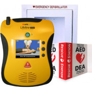 Defibtech Lifeline VIEW - Complete Package