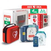 Philips HeartStart OnSite Defibrillator - Complete Package
