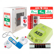 ZOLL AED Plus Fully-Automatic - Complete Package