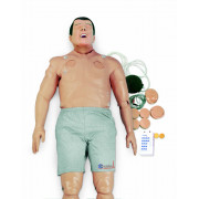 Simulaids STAT Manikin with Deluxe Airway Management Head